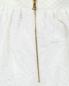Юбка-макси из шелка с вышивкой Alina German  –  Деталь1