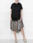 Платье с вышивкой бусинами Antonio Marras  –  МодельОбщийВид