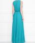 Плиссированное платье-макси без рукавов Max Mara  –  МодельВерхНиз1