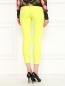 Укороченные брюки из хлопка J Brand  –  Модель Верх-Низ1