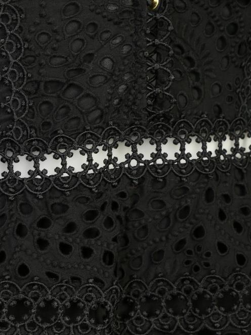 Платье кружевное, из хлопка - Деталь