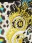 Лонгслив с узором свободного кроя Versace Collection  –  Деталь1