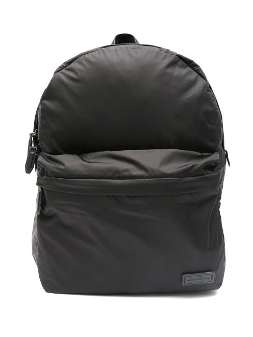Рюкзак дутый из нейлона  - Общий вид