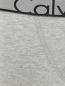Трусы из хлопка с контрастной резинкой Calvin Klein Jeans  –  Деталь1