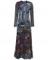 Платье-макси, с узором из вискозы Paul Smith  –  Общий вид