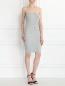 Трикотажное мини-платье Jean Paul Gaultier  –  Модель Общий вид