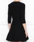 Платье-мини с коротким рукавом Moschino Boutique  –  МодельВерхНиз1