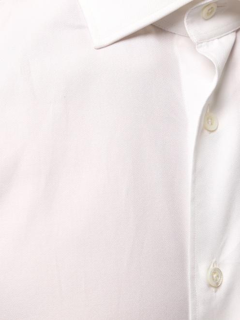 Классическая сорочка из хлопка  - Деталь