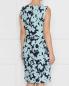 Платье с цветочным узором Persona by Marina Rinaldi  –  МодельВерхНиз1