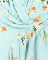 Платье-миди с узором и декоративной отделкой из кружева Antonio Marras  –  Деталь