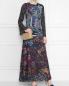 Платье-макси, с узором из вискозы Paul Smith  –  МодельОбщийВид