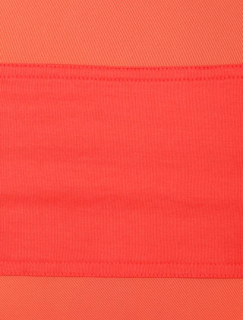 Платье-миди с короткими рукавами - Деталь1