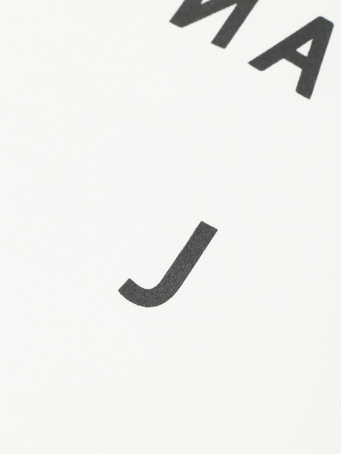 Водолазка из смешанного хлопка с принтом - Деталь