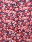 Платье с цветочным узором Michael by Michael Kors  –  Деталь