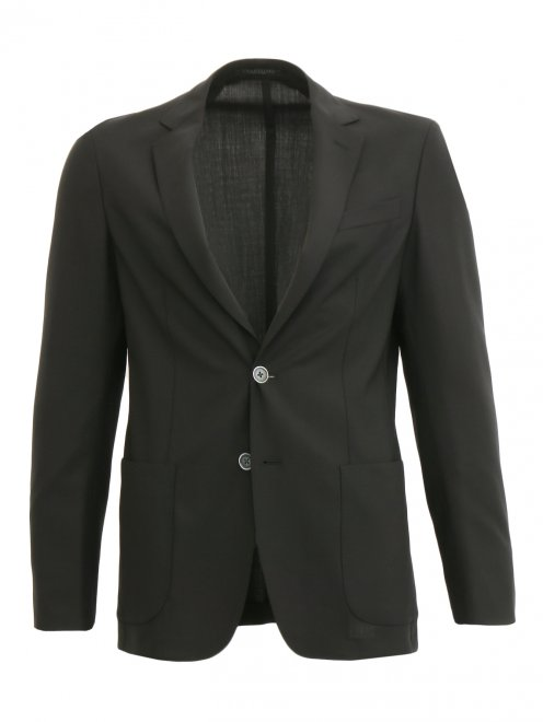 Пиджак из тонкой шерсти - Общий вид