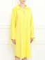 Платье-рубашка из хлопка Jean Paul Gaultier  –  Модель Верх-Низ