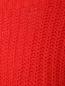 Джемпер из хлопка крупной вязки Wild Fox  –  Деталь
