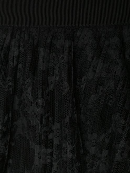 Юбка кружевная с воланами - Деталь