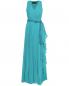 Плиссированное платье-макси без рукавов Max Mara  –  Общий вид
