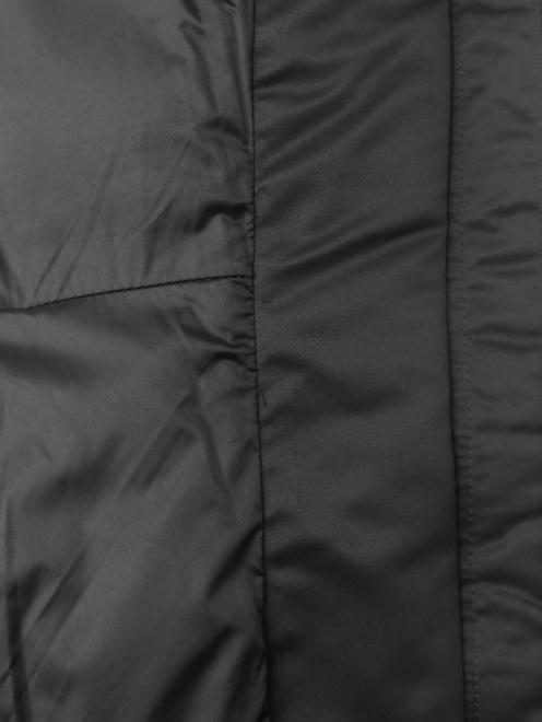 Куртка на молнии приталенного кроя  - Деталь1