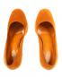 Туфли из замши на высоком каблуке Gianvito Rossi  –  Обтравка4