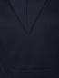 Платье-мини с V-образным вырезом Cedric Charlier  –  Деталь1