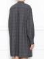 Платье-мини из хлопка Isabel Marant  –  МодельВерхНиз1