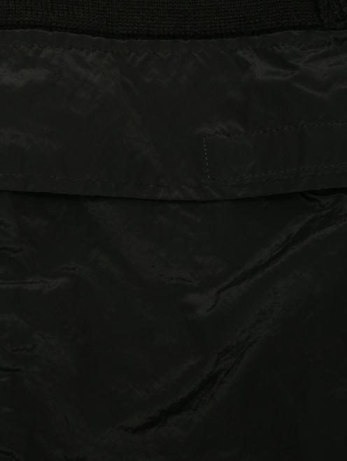 Жилет из шерсти - Деталь