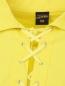 Платье-рубашка из хлопка Jean Paul Gaultier  –  Деталь
