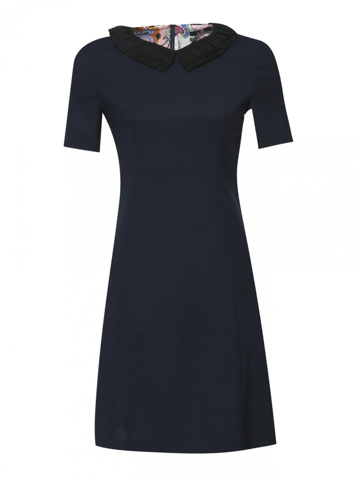 Платье из шерсти с короткими рукавами Paul Smith  –  Общий вид
