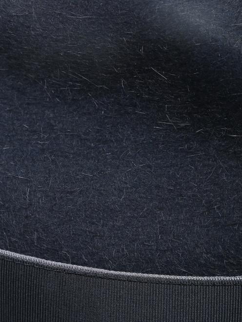 Шляпа из шерсти  - Деталь