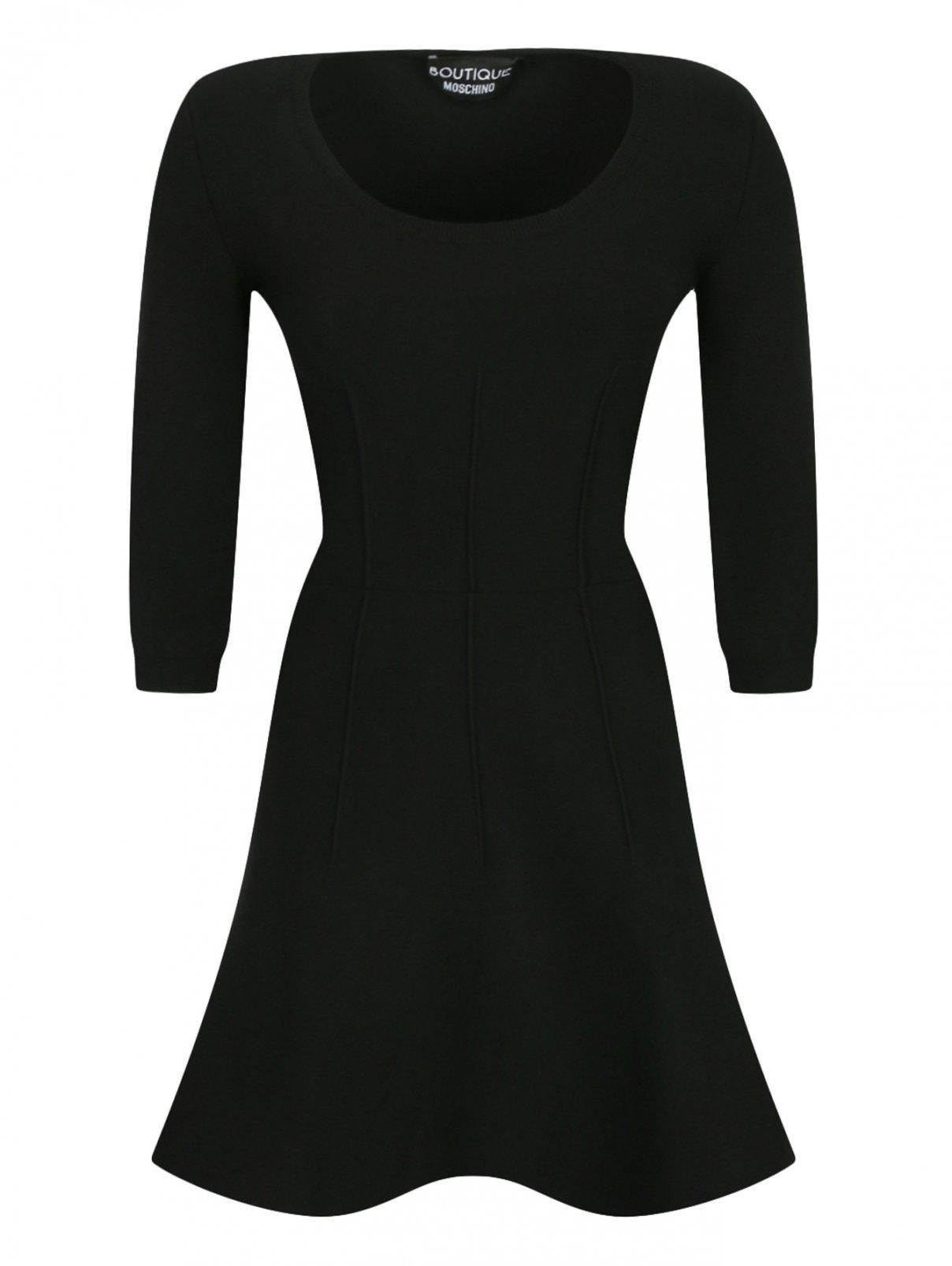 Платье-мини с коротким рукавом Moschino Boutique  –  Общий вид