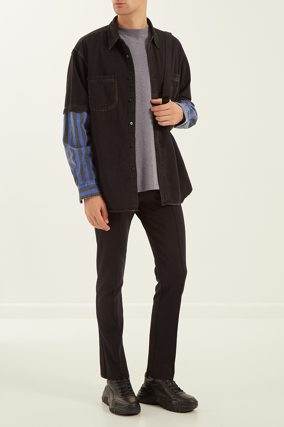 Рубашка Balenciaga  –  Общий вид