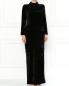 Вельветовое платье-макси Paul Smith  –  Модель Верх-Низ