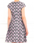Платье из шелка с узором Au Jour Le Jour  –  Модель Верх-Низ1