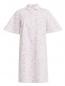 Платье-мини с коротким рукавом Petit Jete  –  Общий вид