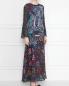 Платье-макси, с узором из вискозы Paul Smith  –  МодельВерхНиз