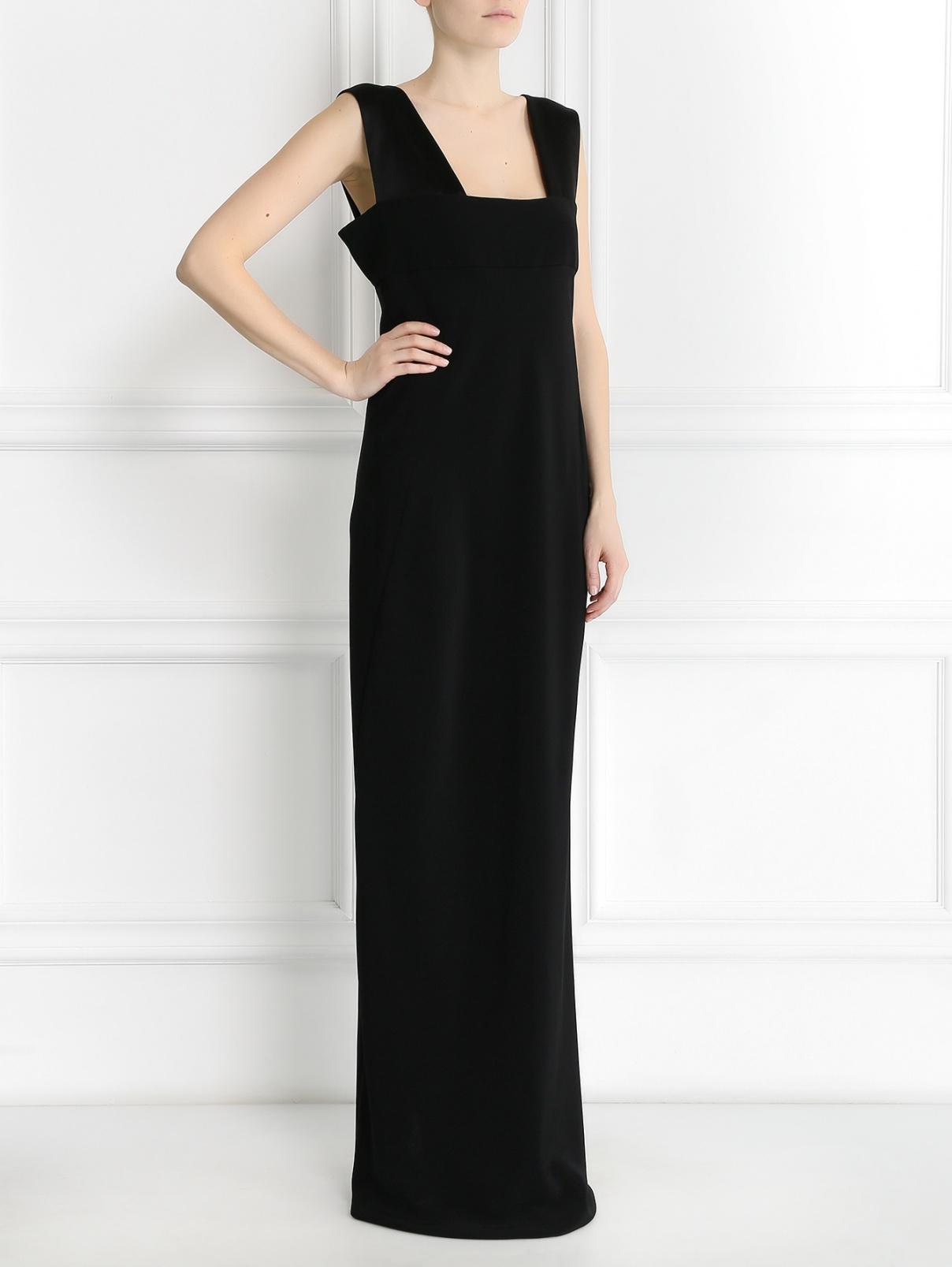 Платье-макси с вырезом Jean Paul Gaultier  –  Модель Общий вид
