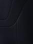 Платье-мини с V-образным вырезом Cedric Charlier  –  Деталь
