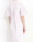 Платье-мини с коротким рукавом Petit Jete  –  Модель Верх-Низ1