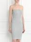 Трикотажное мини-платье Jean Paul Gaultier  –  Модель Верх-Низ