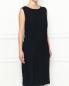 Платье из кружева с декоративной аппликацией Marina Rinaldi  –  МодельВерхНиз