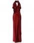Платье-макси асимметричного кроя с драпировкой Jean Paul Gaultier  –  Общий вид
