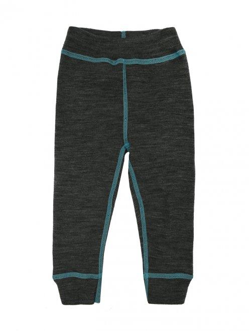 Пижамные штаны из шерсти - Общий вид