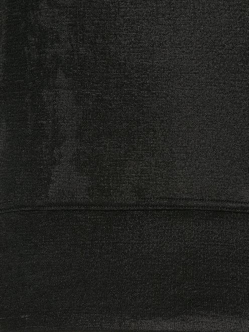 Джемпер асимметричного кроя - Деталь1