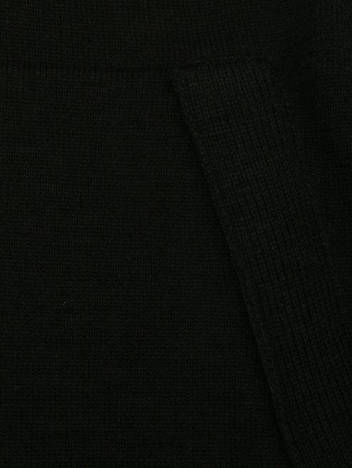 Жилет из шерсти - Деталь1