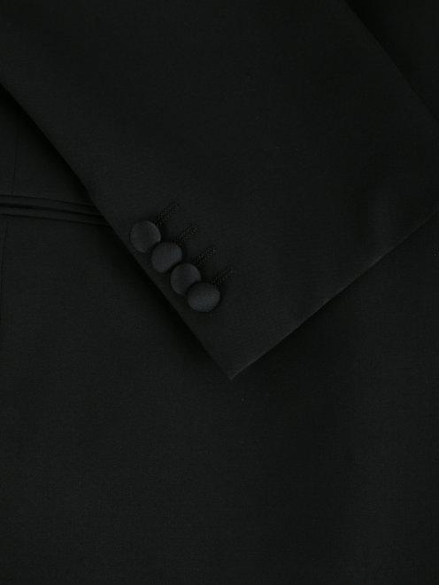 Пиджак из шерсти - Деталь