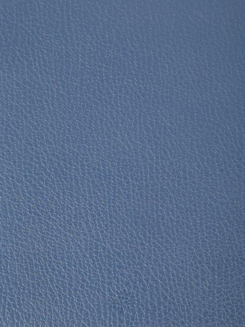 Кожаный чехол для IPad - Деталь