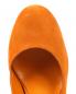 Туфли из замши на высоком каблуке Gianvito Rossi  –  Обтравка3