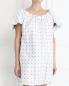 Платье-мини с узором Au Jour Le Jour  –  Модель Верх-Низ